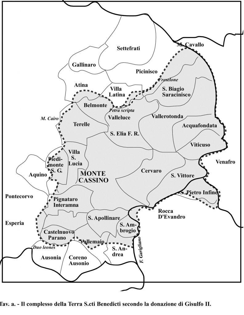 San Germano Confini