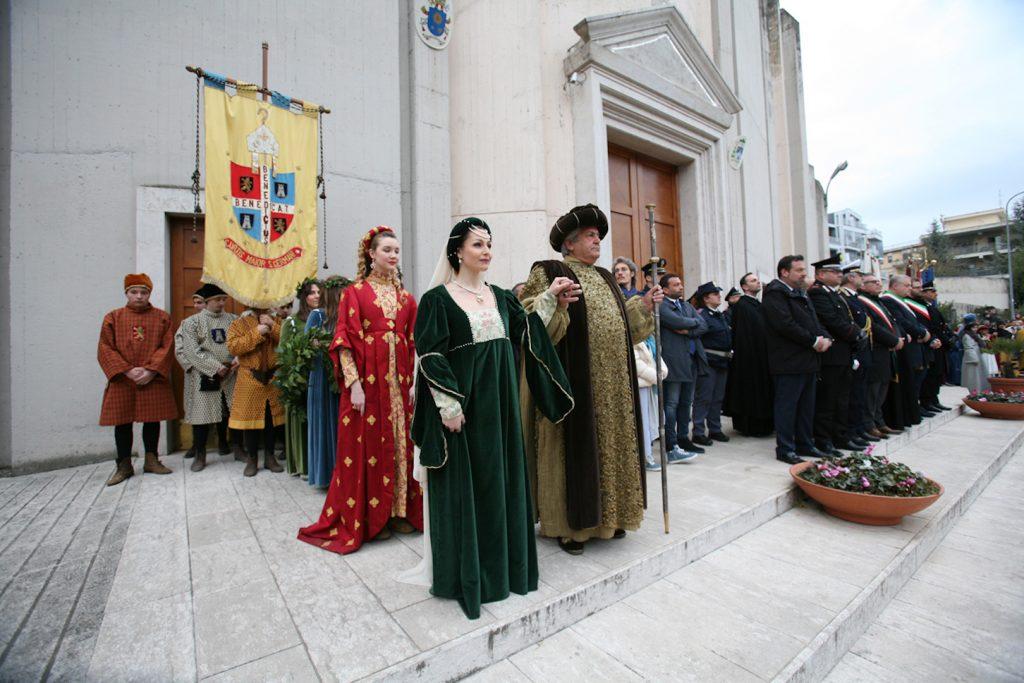 San Germano Corteo Storico