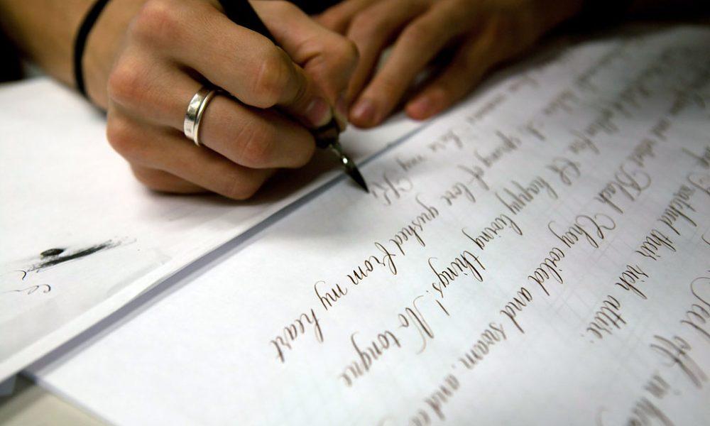 Scrivere In Corsivo Imparare A Scrivere In Corsivo