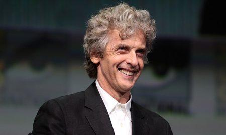 Peter Capaldi - Peter Capaldi Attore Italo Anglosassone