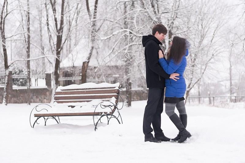 Amore Coppia A San Valentino