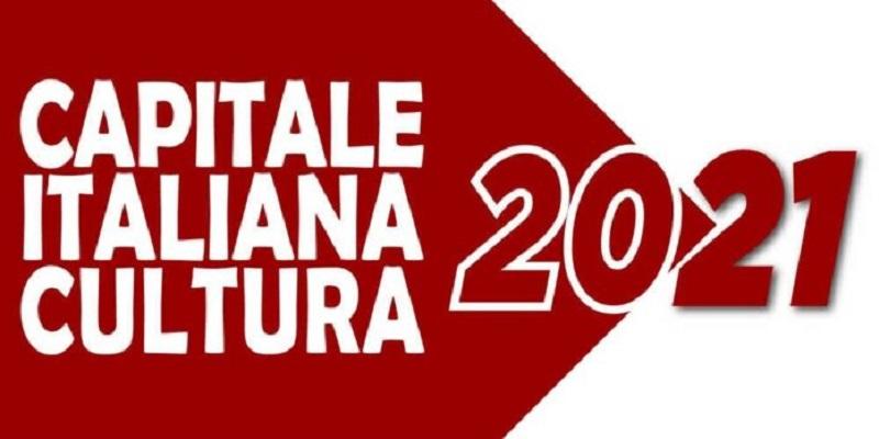 Capitale Italiana Della Cultura Logo2021