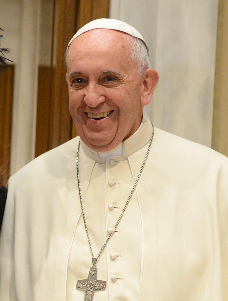 Donato Ogliari Papa Francesco