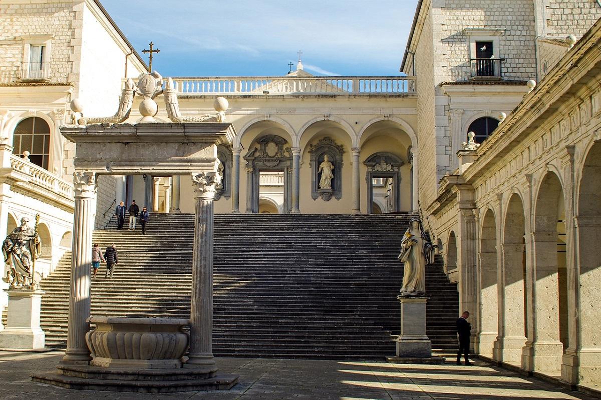 Il Museo Di Montecassino Abbazia Di Montecassino