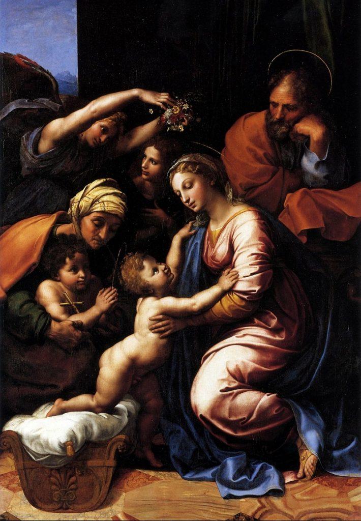 Il Museo Di Montecassino La Madonna Col Bambino