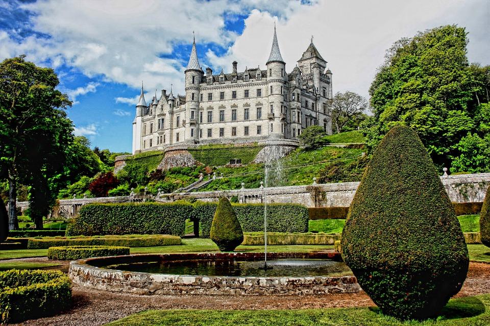 Peter Capaldi - panorama scozzese