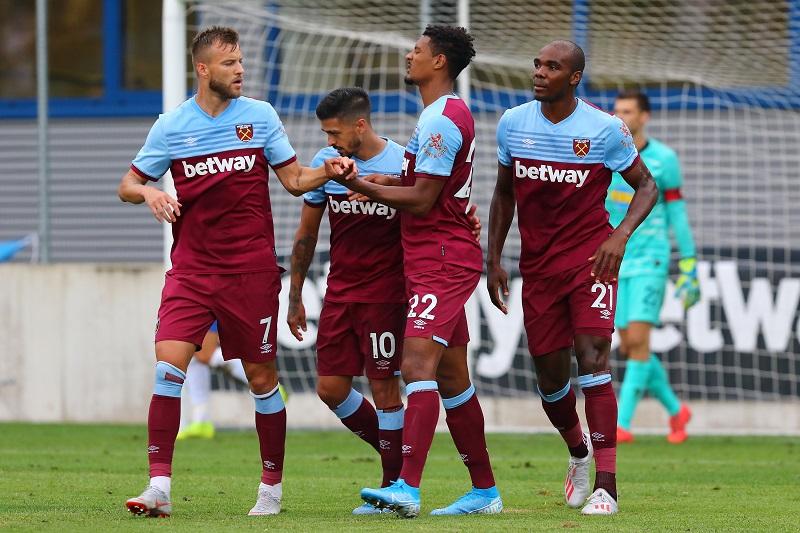 Angelo Ogbonna West Ham United