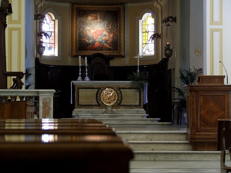 Basilica Di San Paolo Altare