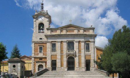 Basilica San Paolo Facciata Chiesa