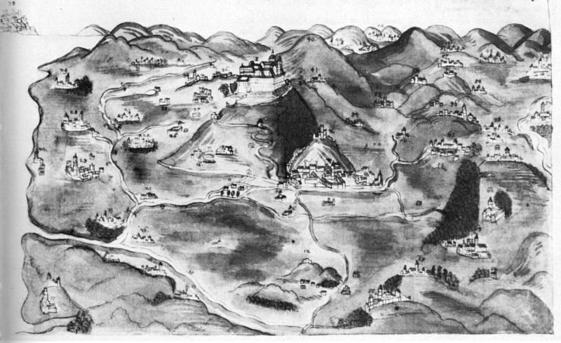 San Benedetto Cassino Medioevale
