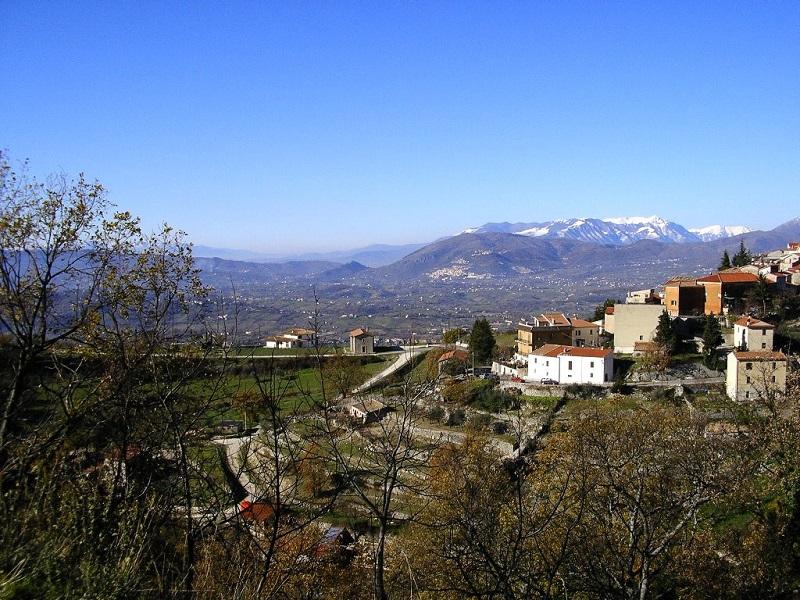 Santuario Di Canneto Settefrati