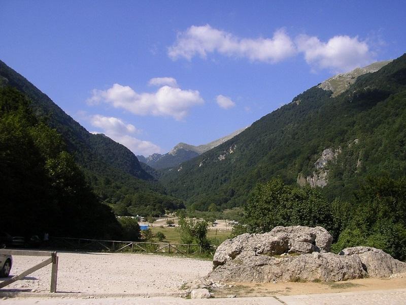 Santuario Di Canneto Valle Di Canneto