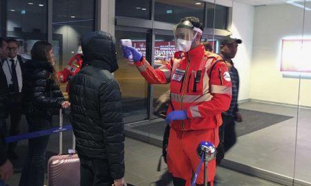 Volontari Angeli Emergenza Coronavirus