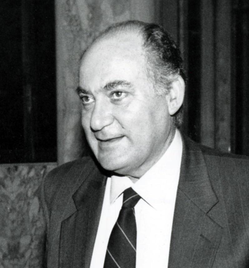 Giuseppe De Rita - immagine del sociologo
