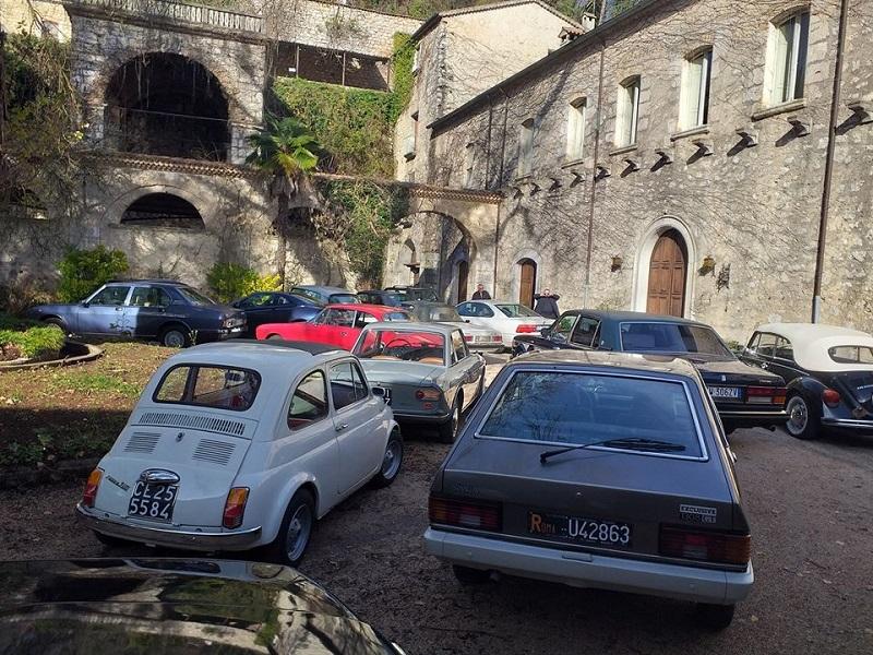 Cassino Classic Car Auto Depoca Raduno