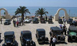 Cassino Classic Car Mostra Auto D'epoca