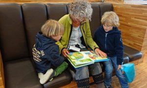 Congiunti Nonni E Nipoti