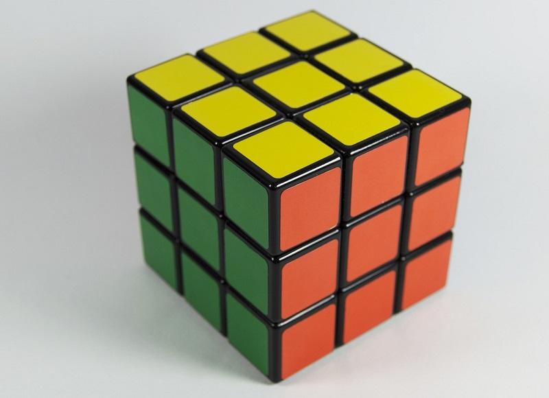 Problem Solving Cubo Di Rubik