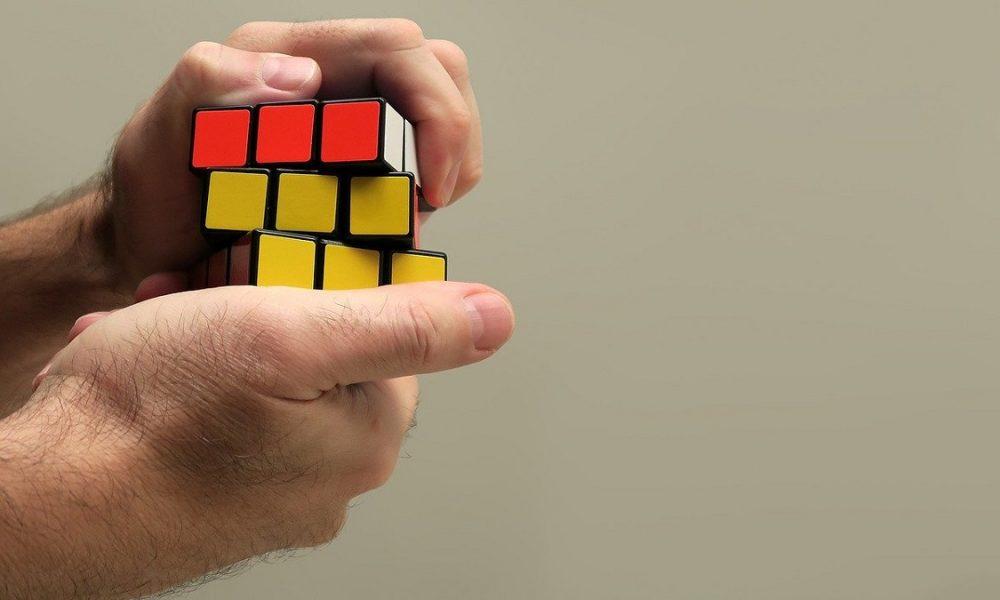 Problem Solving Gioco Del Cubo