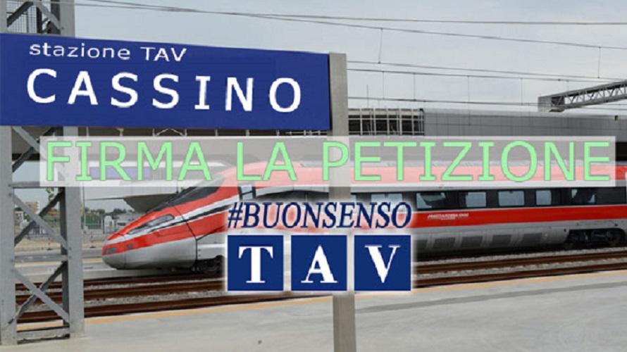 Tav Stazione Tav A Cassino
