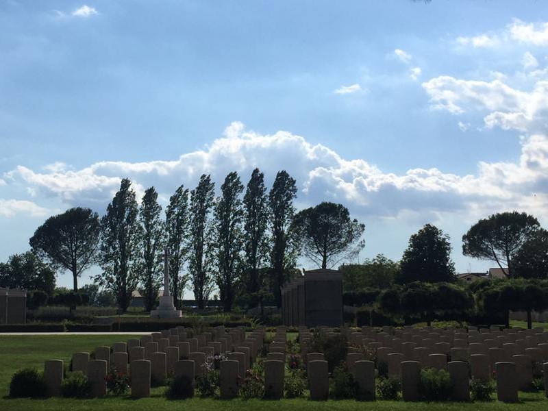 I Cimiteri Del Cassinate Cassino War Cemetery
