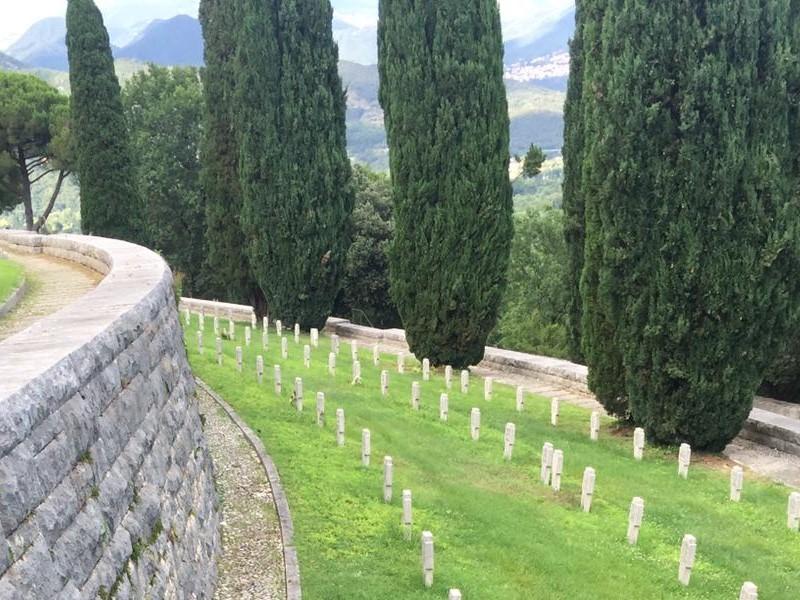 I Cimiteri Del Cassinate Il Cimitero Tedesco