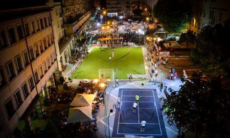 Sportsweek Veduta Dall'alto Campo