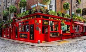 Dublino- Casalatticesi emigrati in Irlanda - Dublino e un locale tipico