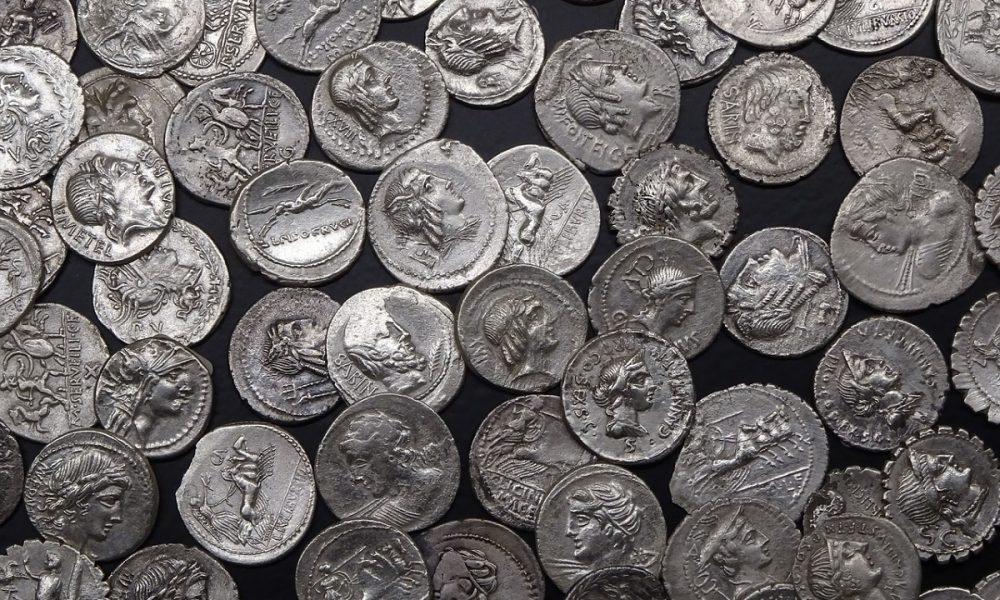 Antica Casinum Monete Romane