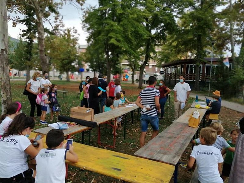 Outdoor Education Attività Al Parco