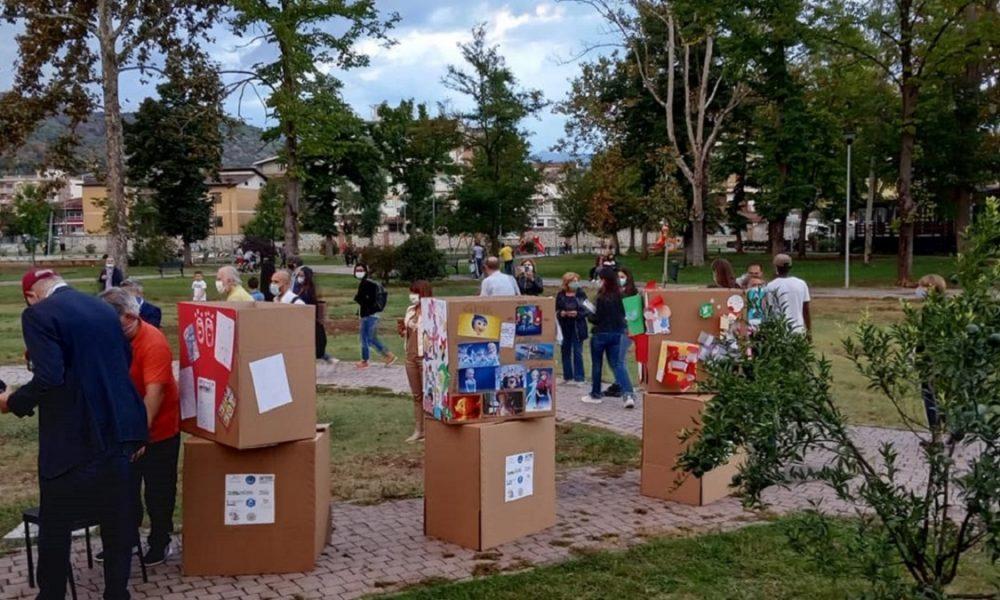 Outdoor Education Cerimonia Al Parco