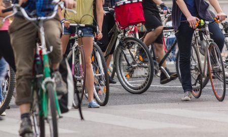 Corsia Ciclabile Città A Misura Di Bici