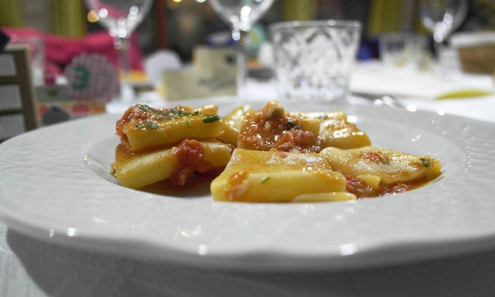 Cucina Pasta In Tavola