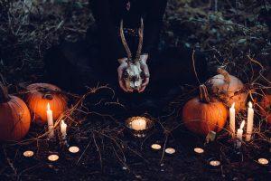 Halloween Rito Magico