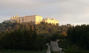 Progetto Anticontemporaneo Abbazia Di Montecassino