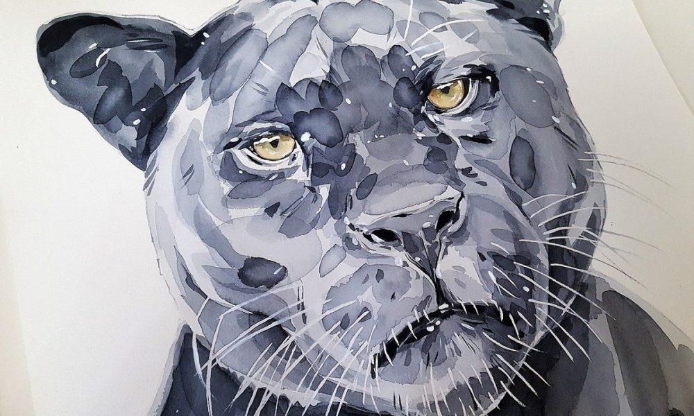 Ruggito Del Puma Puma Nero