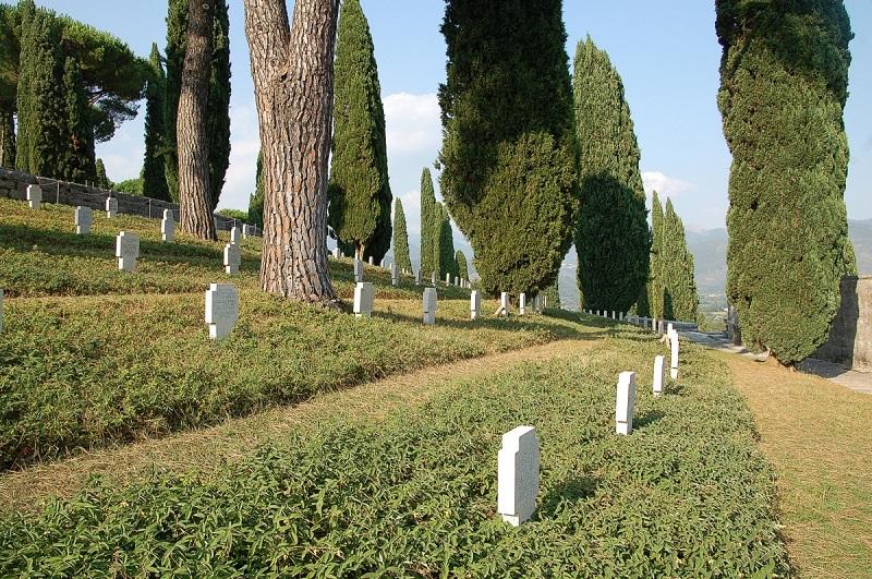 cimitero tedesco-messaggio di pace