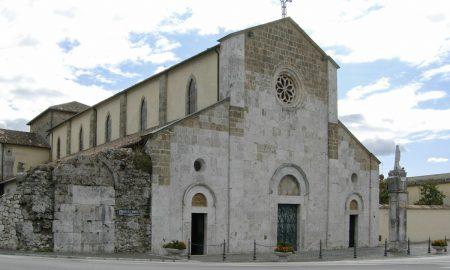 Abbazia San Domenico Chesa Di Sora