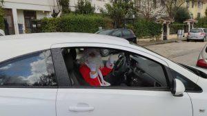 La Macchina Delle Favole Babbo Natale