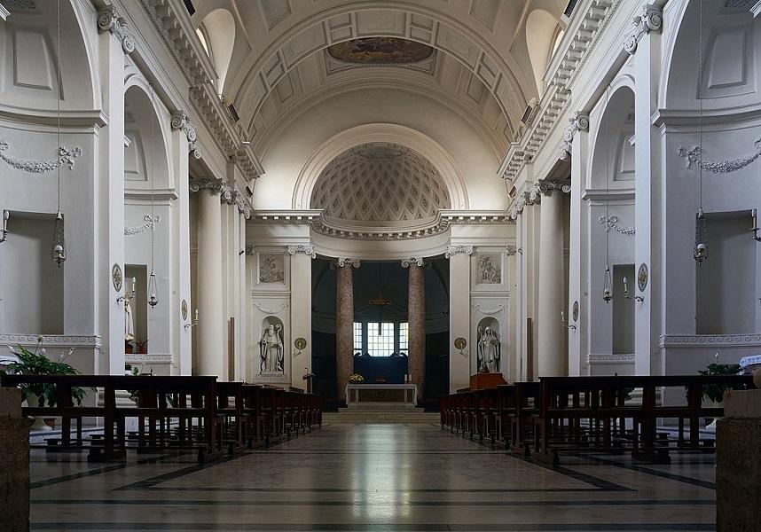 Monastero Santa Scolastica Cattedrale