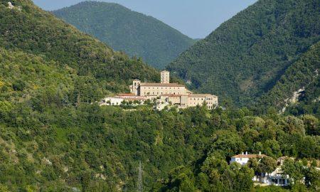 Monastero Santa Scolastica Monastero