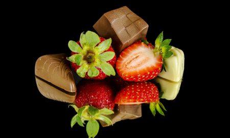Fragole Fragole E Cioccolato