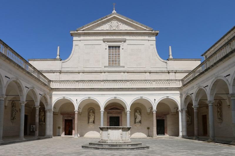 Organo Cattedrale Esterno