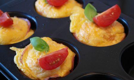 Muffin All'uovo Muffin