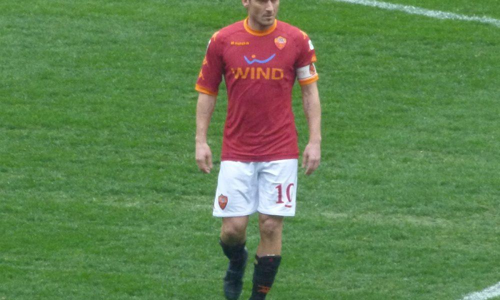 Speravo Totti Capitano Della Roma