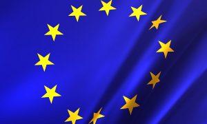 Festa Europa Bandiera