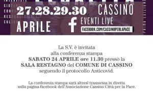 Festival Della Legalità Locandina