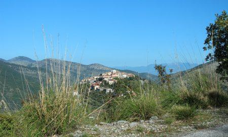 Sentieri Panorama Da Monte Faggeto