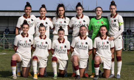 Chiara Vigluicci Roma Women