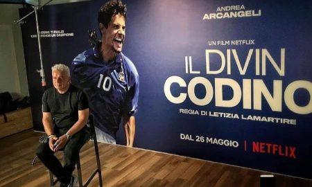 Il Divin Codino Film Su Roberto Baggio Backstage